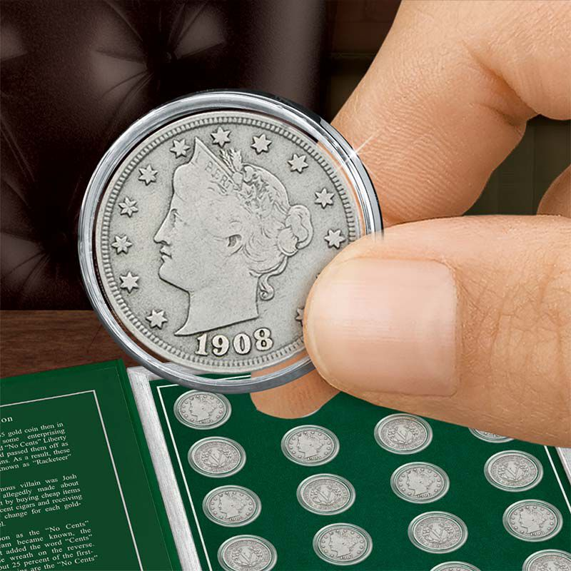 Liberty Head Nickels Collection 4540 001 7 2