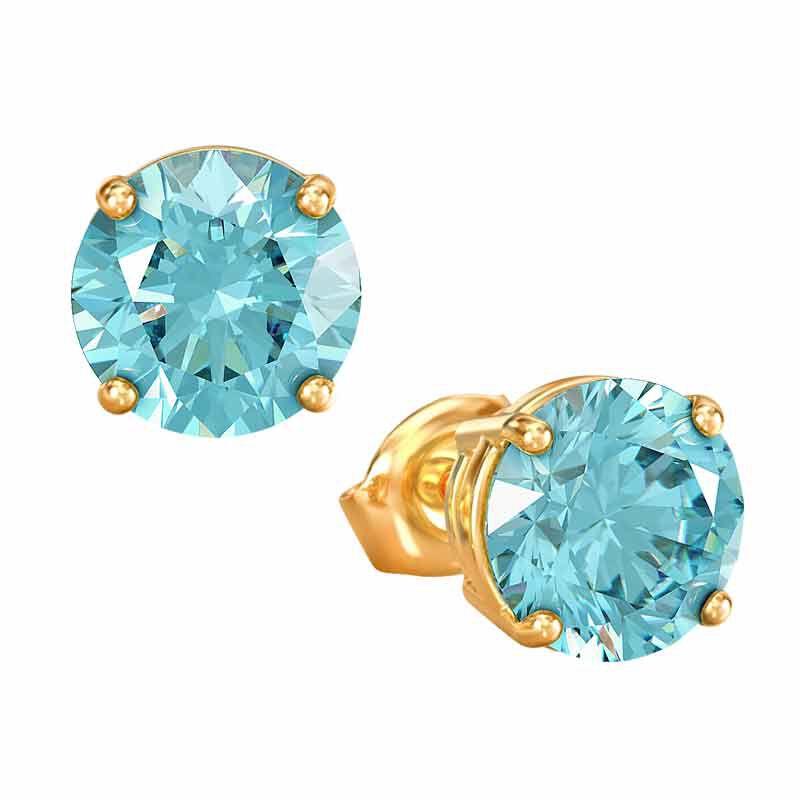 Birthstone Stud Earrings 3359 013 4 3