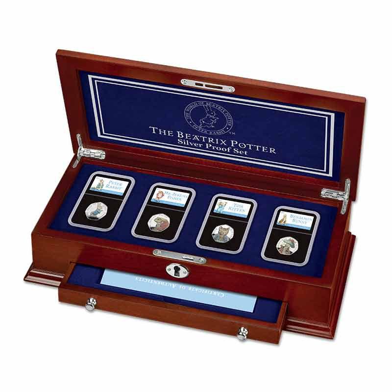 Beatrix Potter Silver Proofs 6433 001 2 2