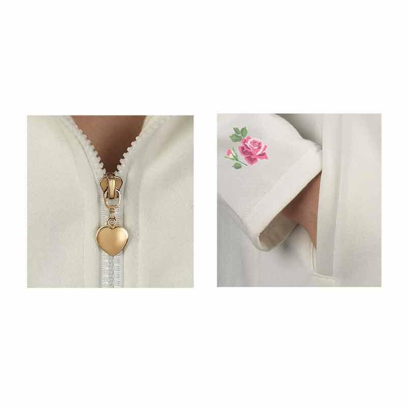Grandmas Love Zip Up Hoodie 1652 002 5 3