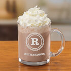 The Personalized Glass Mug Set 10618 0011 e hot chocolate