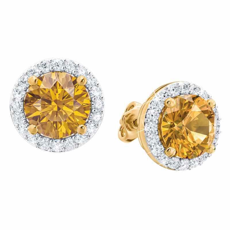 Birthstone Stud Earrings 3359 014 2 11