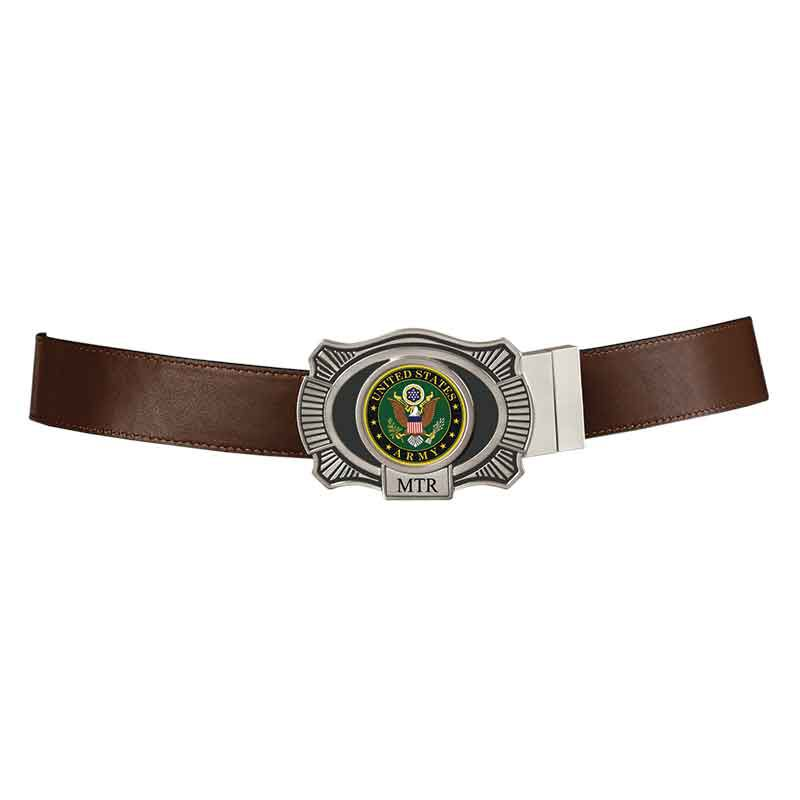 The US Army Leather Belt 2398 001 4 4