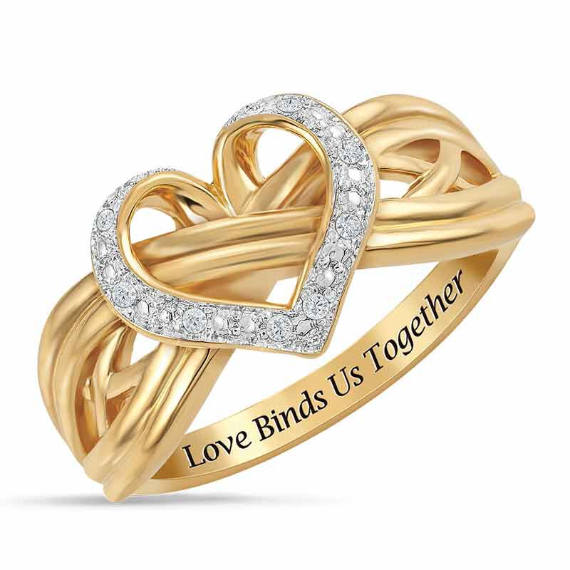 Love Binds Us Together Diamond Ring 6708 001 0 1