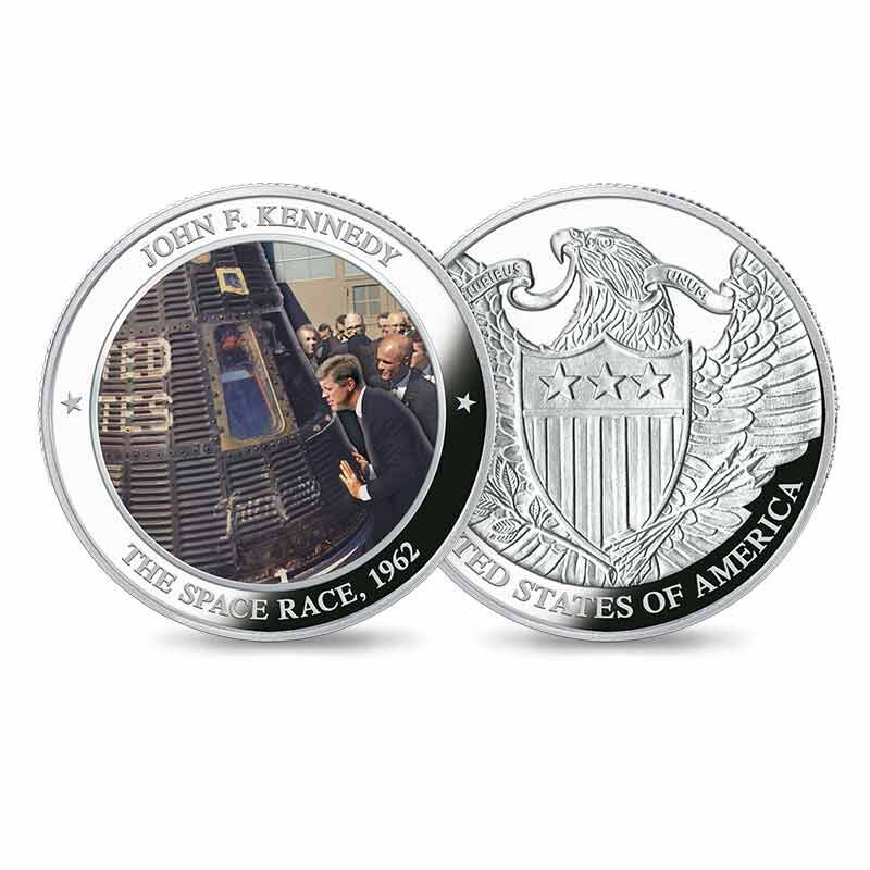 The John F Kennedy Silver Commemoratives Collection 6139 001 9 5