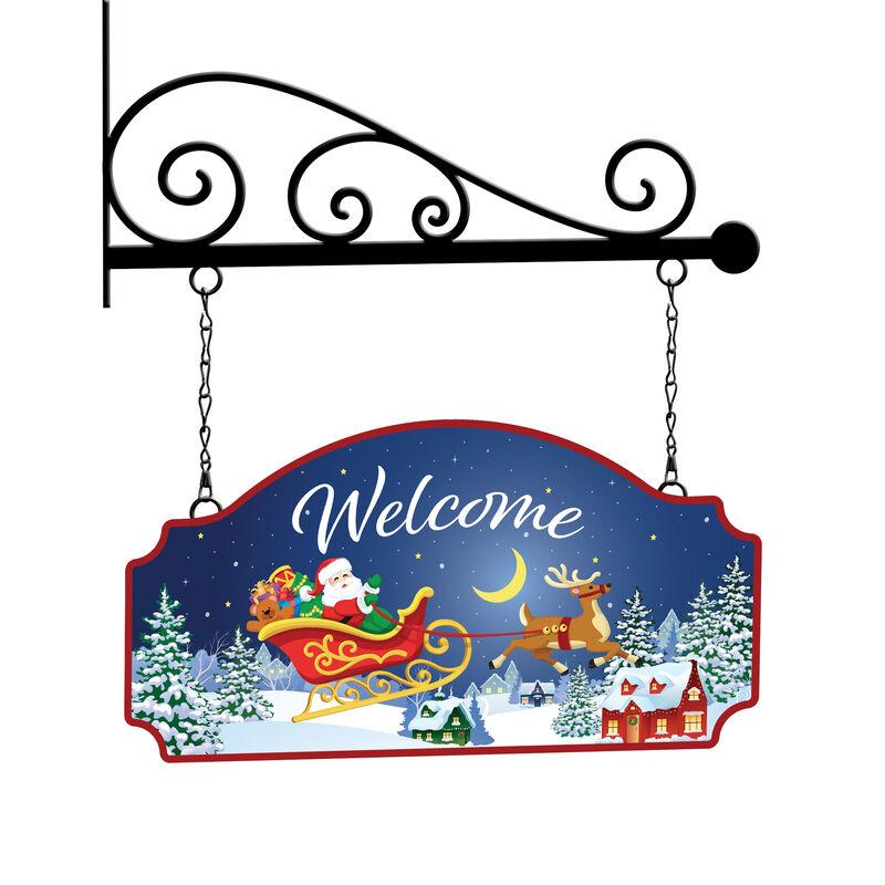 Seasonal Sensations Welcome Signs 10168 0015 f december
