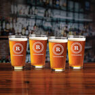 The Personalized Set of Four Beer Glasses 5677 0019 a main