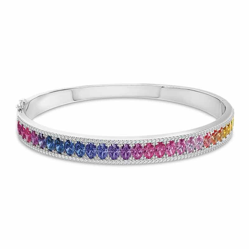 Rainbow Promise Bangle 6604 001 5 1