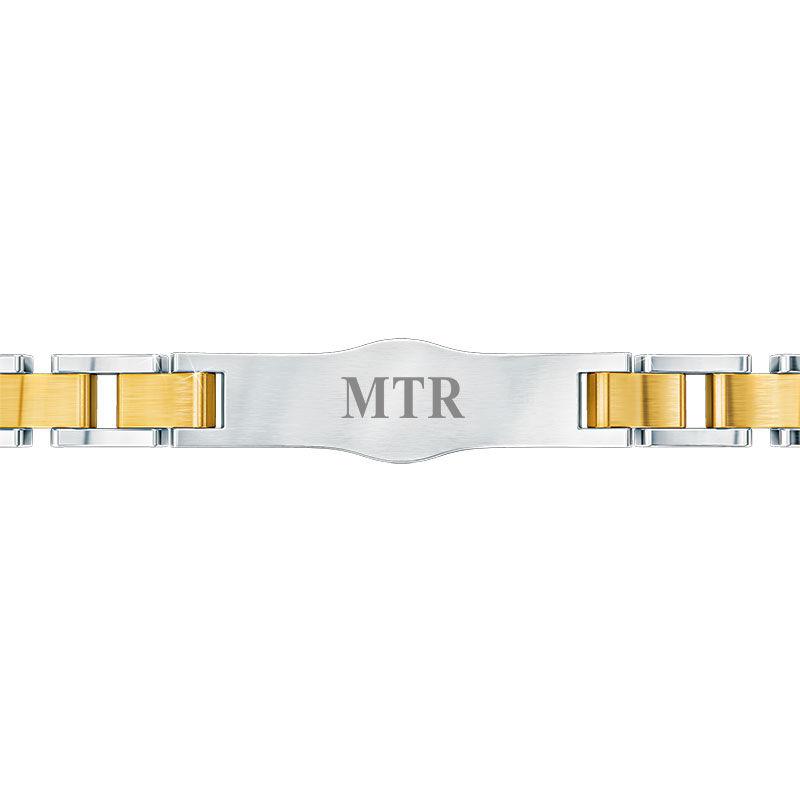 US Navy Personalized Diamond Bracelet 5787 004 0 3