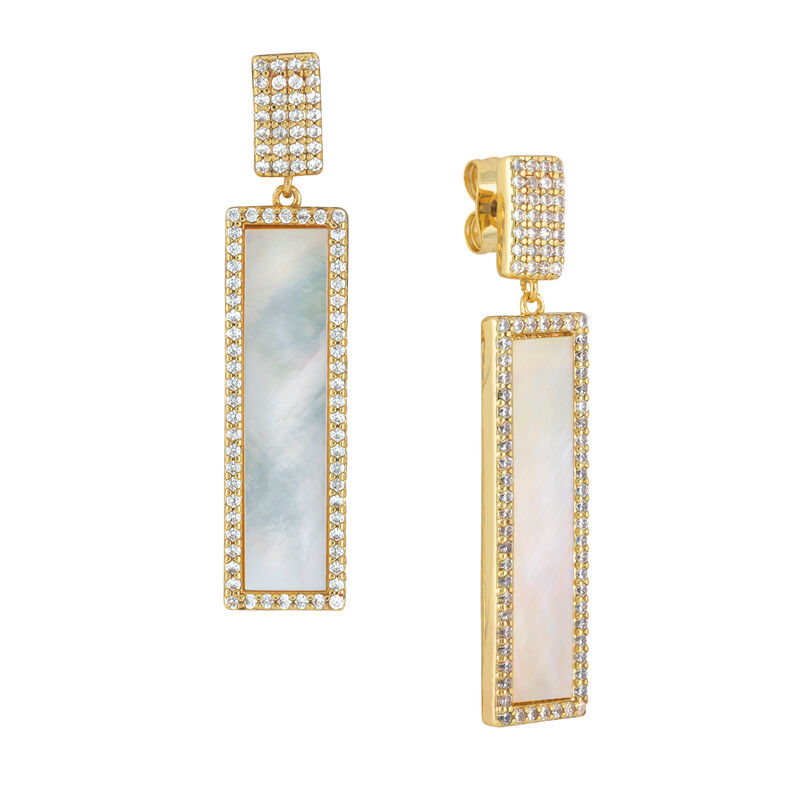 Mother of Pearl Earrings Collection 6822 0011 a main