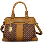 I Love You Personalized Handbag   Brown 5158 004 1 1