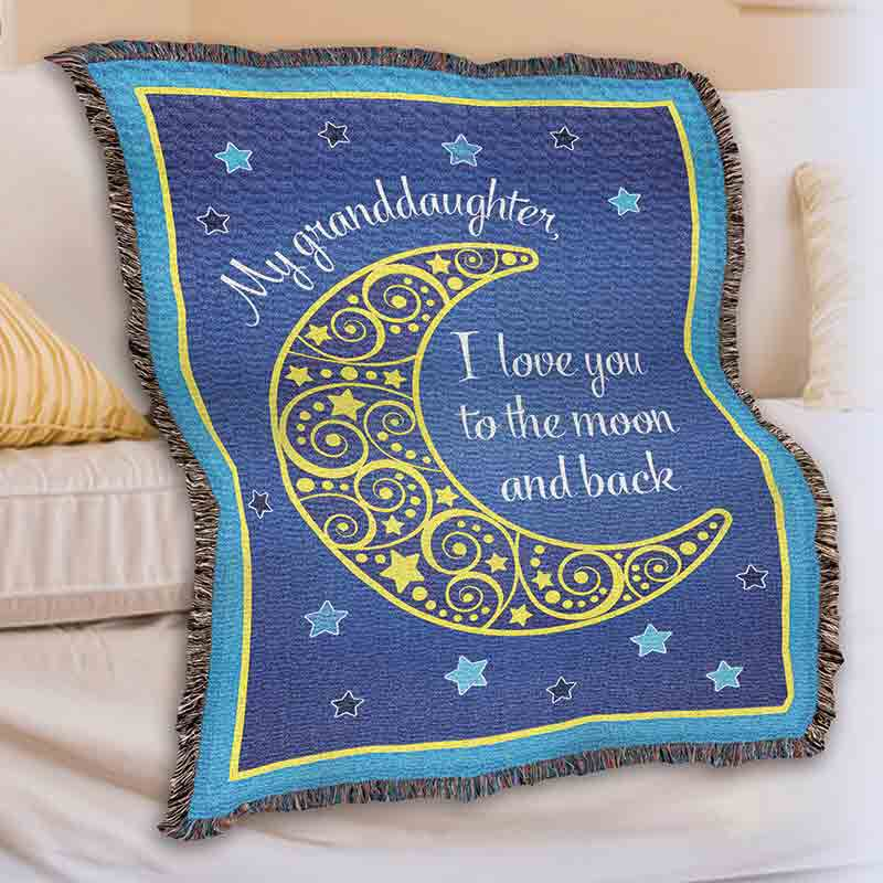 Granddaughter Moon Throw 2570 001 4 2
