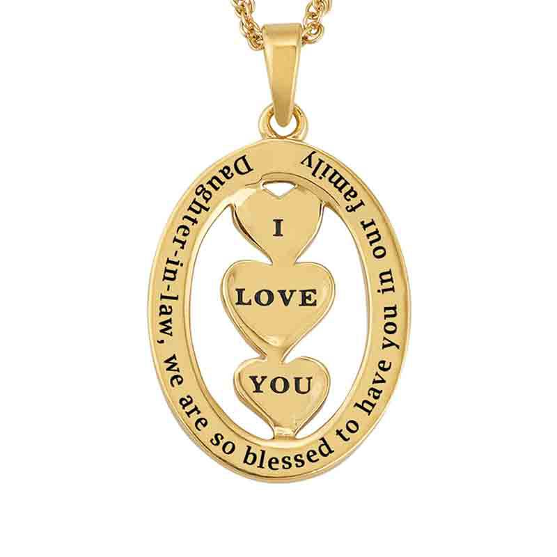 My Daughter in Law Diamond Pendant 1484 001 1 3