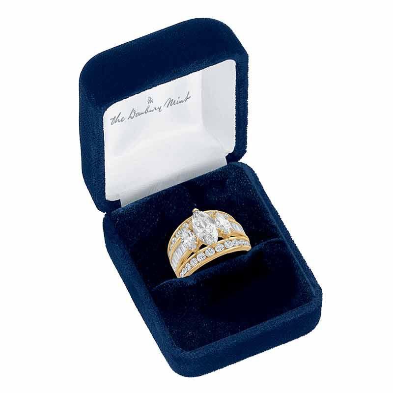 Marvelous Marquise Diamonisse Ring 6420 001 7 3