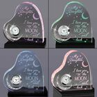 Daughter I Love You to the Moon Clock 1272 001 7 2