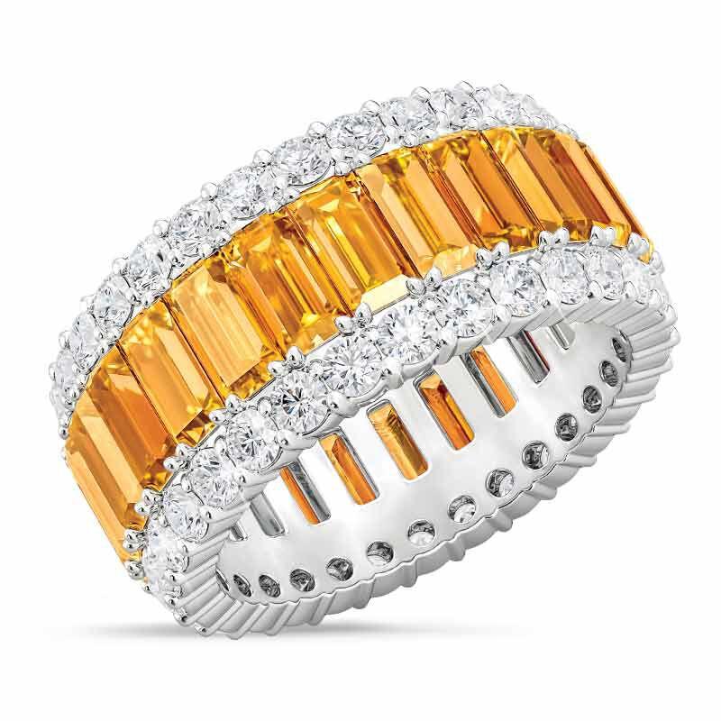 Birthstone Beauty Eternity Ring 2811 001 3 11