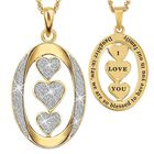 My Daughter in Law Diamond Pendant 1484 001 1 1