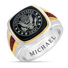 US Army Birthstone Ring 10347 0019 a main