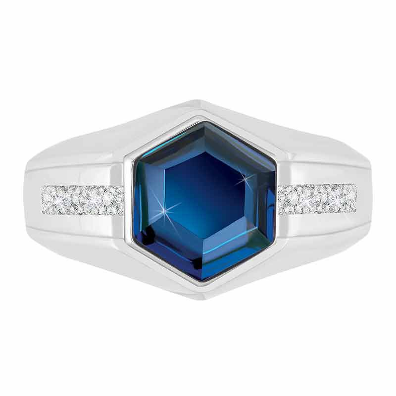 Indestructible Mens Cobalt Ring 1826 001 8 2