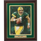 Brett Favre Framed Canvas 4391 098 3 1
