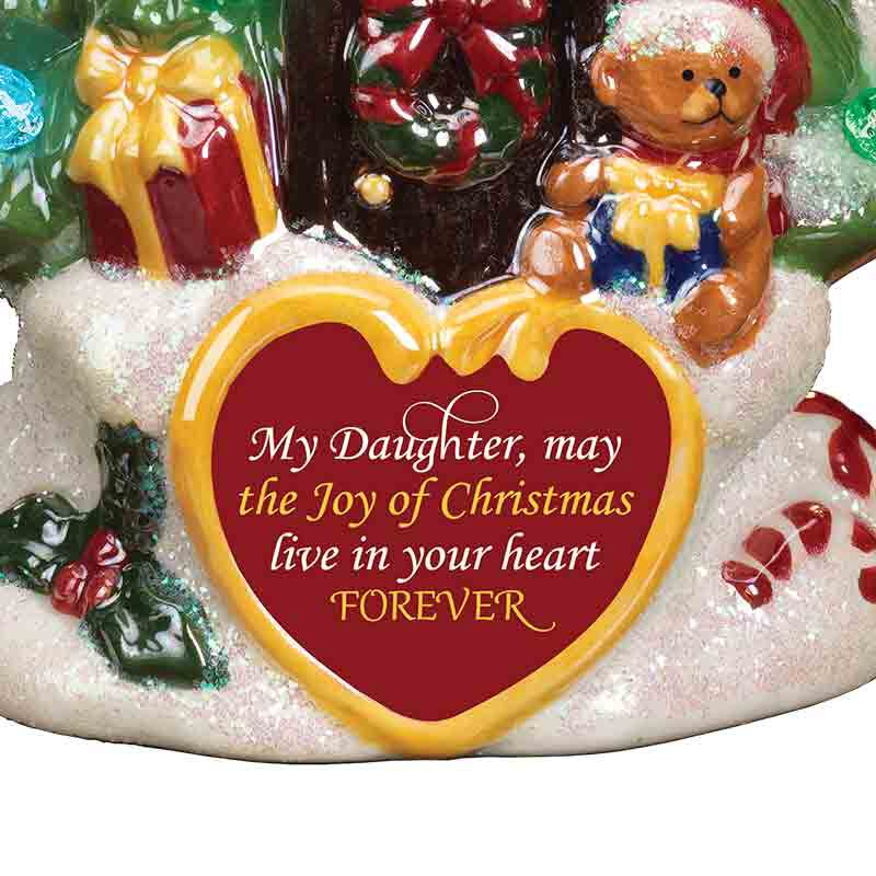 My Daughter Forever Christmas Tree 2235 001 1 2
