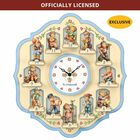 The MI Hummel Clock Figurines 5948 001 2 1