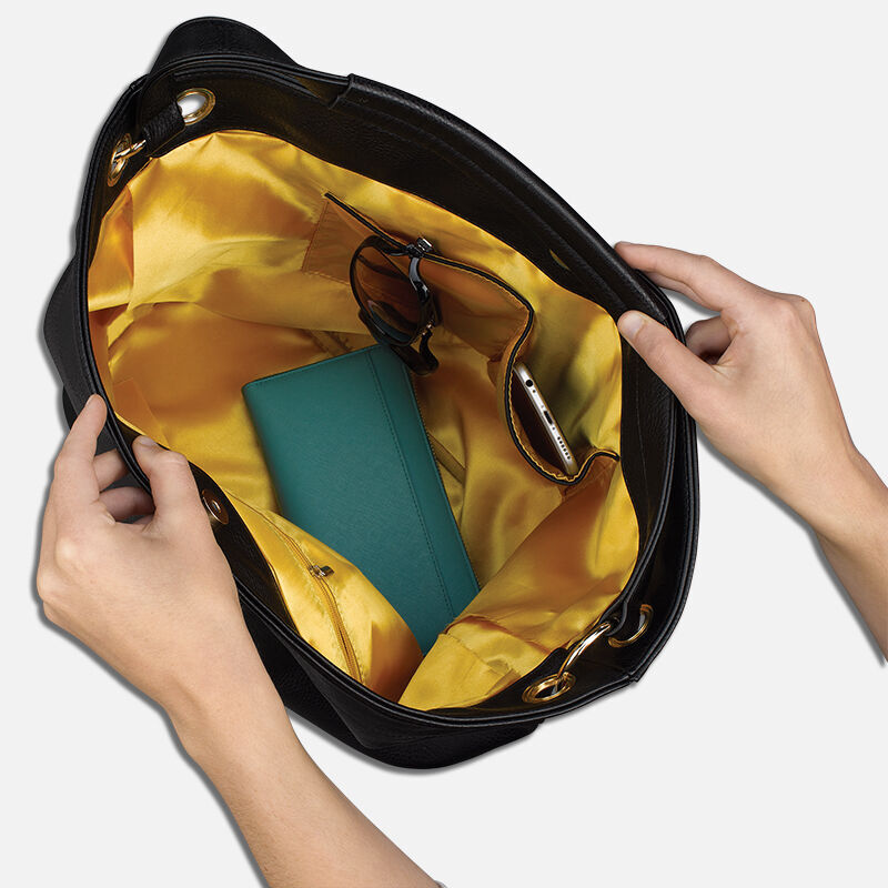 The Cats Meow 2 in 1 Handbag 0113 0038 c inside