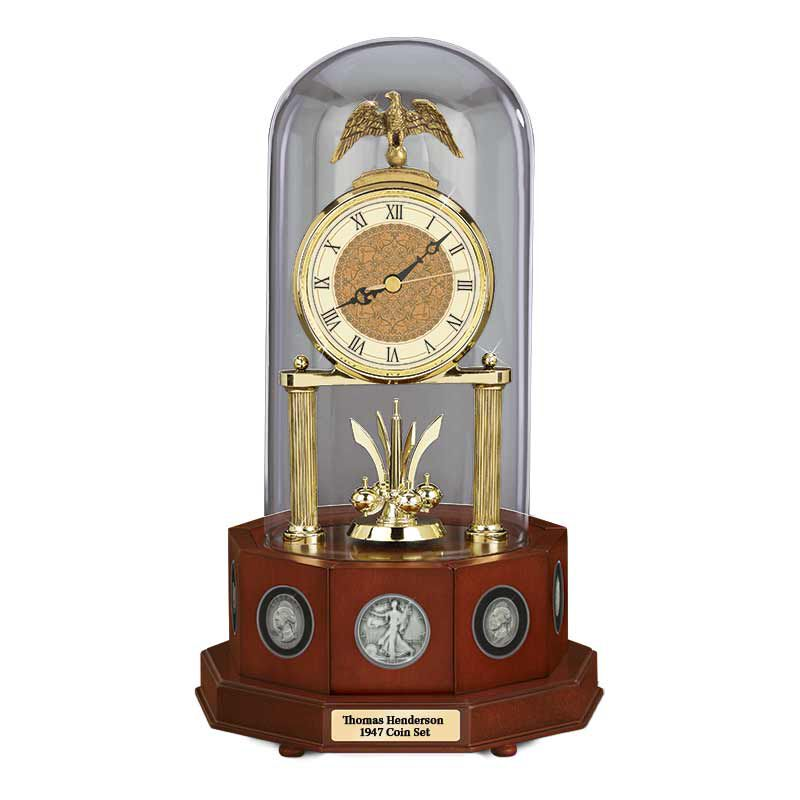 Birth Year Coin Clock 1130 001 9 1