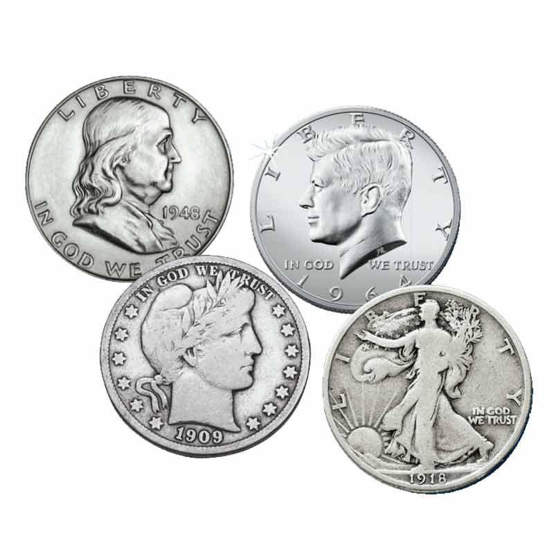 Complete 20th Century Half Dollar Treasury 2986 002 0 5