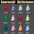 Forever Together Birthstone  Diamond Heart Pendant 9782 003 9 2