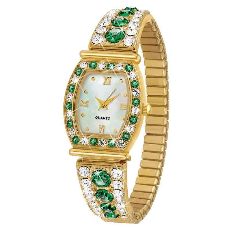 Birthstone Stretch Watch 5597 001 6 5