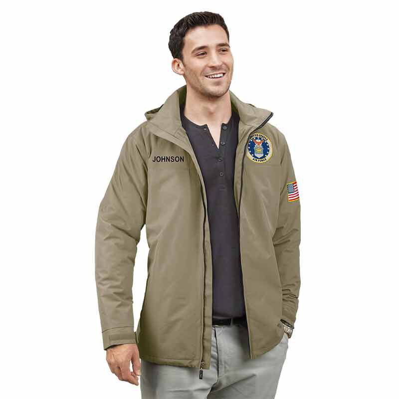 Air Force All Weather Jacket 1832 001 0 2
