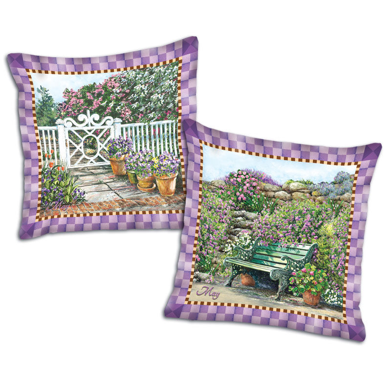 Seasonal Sensations Monthly Pillow Collection 4465 001 8 4