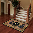 The Dog Accent Rug 6859 0017 b foyer