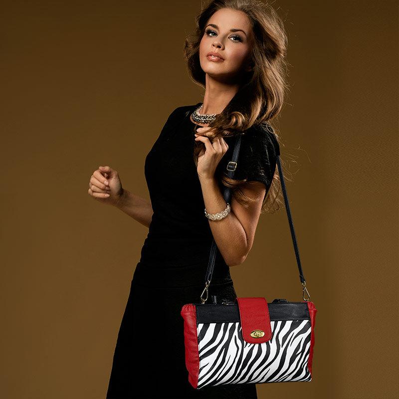 Tres Magnifique Designer Handbags 5047 001 2 4