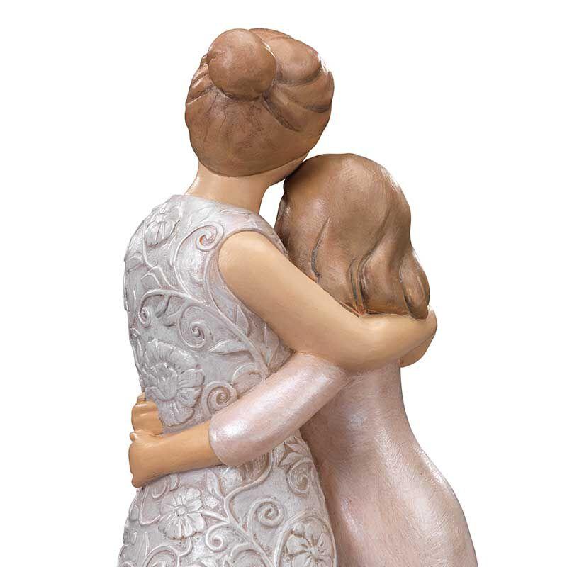 For My Daughter Everlasting Embrace Heirloom Figurine 6157 001 6 3