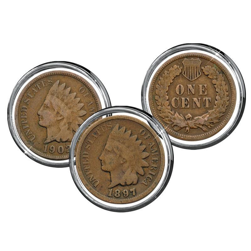 25 Years of Indian Head Pennies 9813 003 2 1