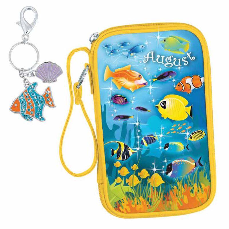 Seasonal Sensations Wristlet  Keychain 5455 002 5 8