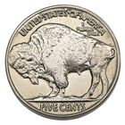 Uncirculated Buffalo Nickels 4348 001 1 3