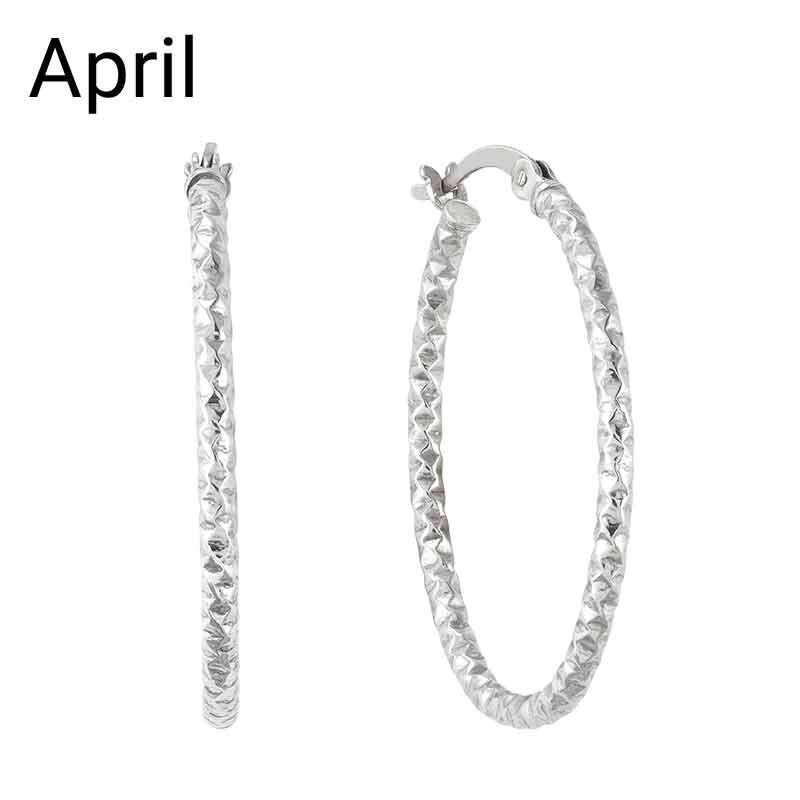 A Sterling Year Silver Earrings Collection 6073 003 3 5