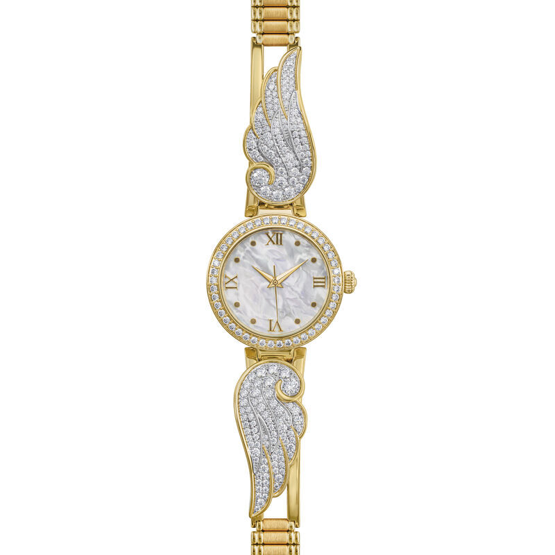 Angel Wing Personalized Watch 6767 001 8 1