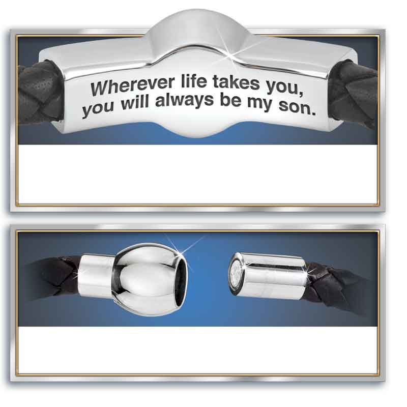 Son Leather Bracelet 5268 001 4 2