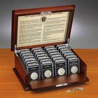The Complete Collection of Morgan Silver Dollars 5423 001 6 1