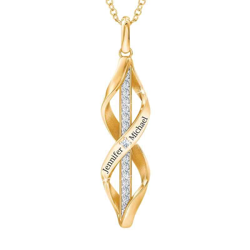 Our Life Together Diamond Pendant 1613 001 5 1
