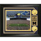 Michigan Wolverines   11 Time National Champions Commemorative 4393 034 6 1