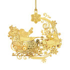 2021 Annual Gold Ornament 6541 0037 a main