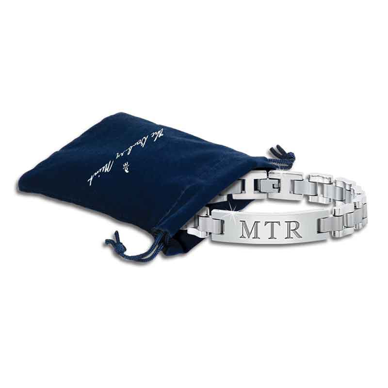 For My Son Personalized Bracelet 2592 014 1 4