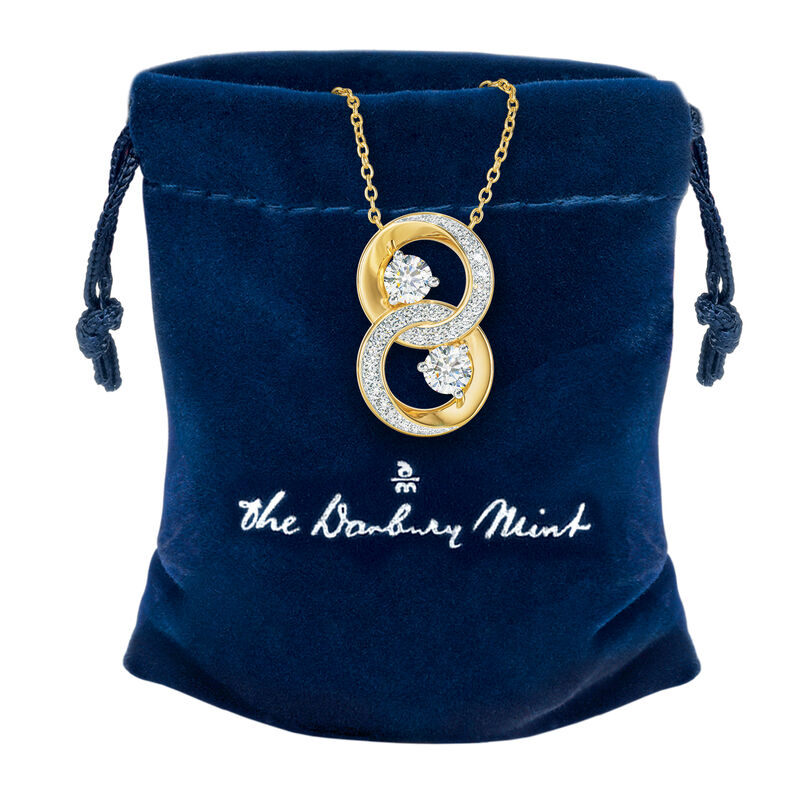 I Still Do Marriage Symbol Pendant 6925 0033 g gift pouch