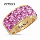 Personalized Birthstone Fire Ring 5806 002 1 11