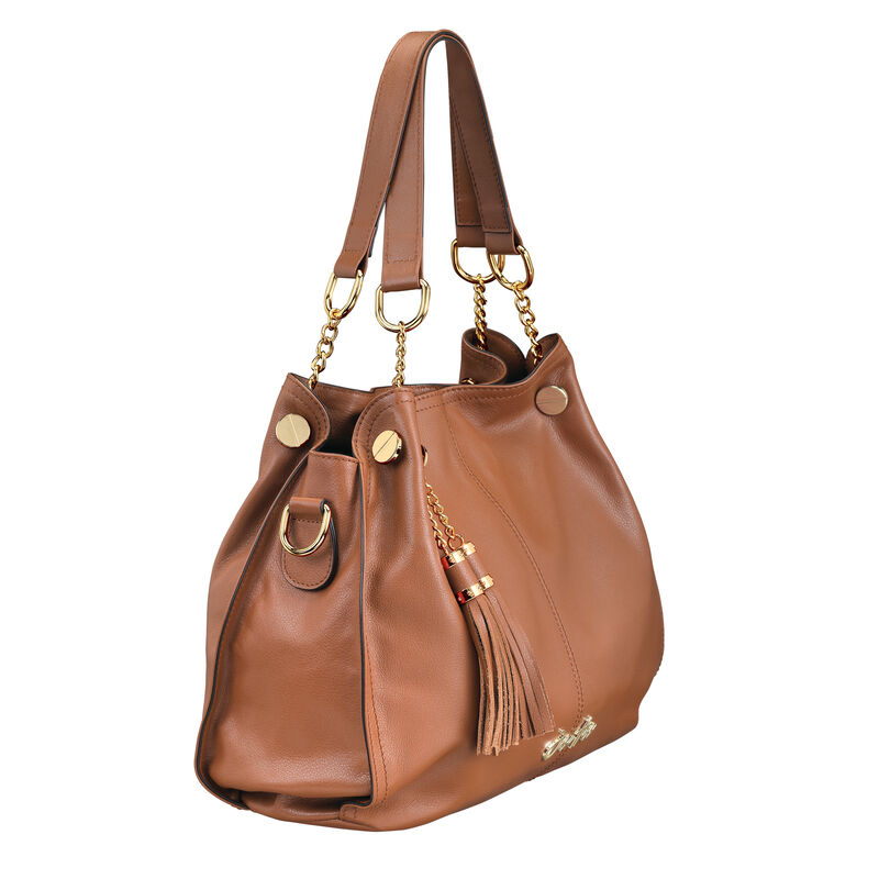 The Jose Hess Signature Leather Hobo 6590 0011 e back